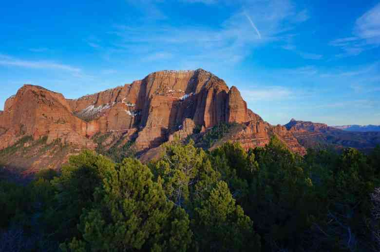 1 Day in Zion National Park - Kolob Canyon
