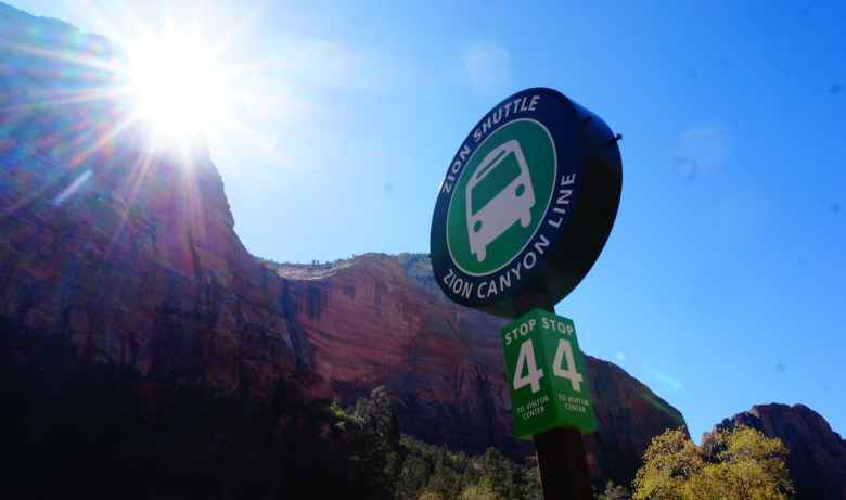 1 Day in Zion National Park - Shuttles