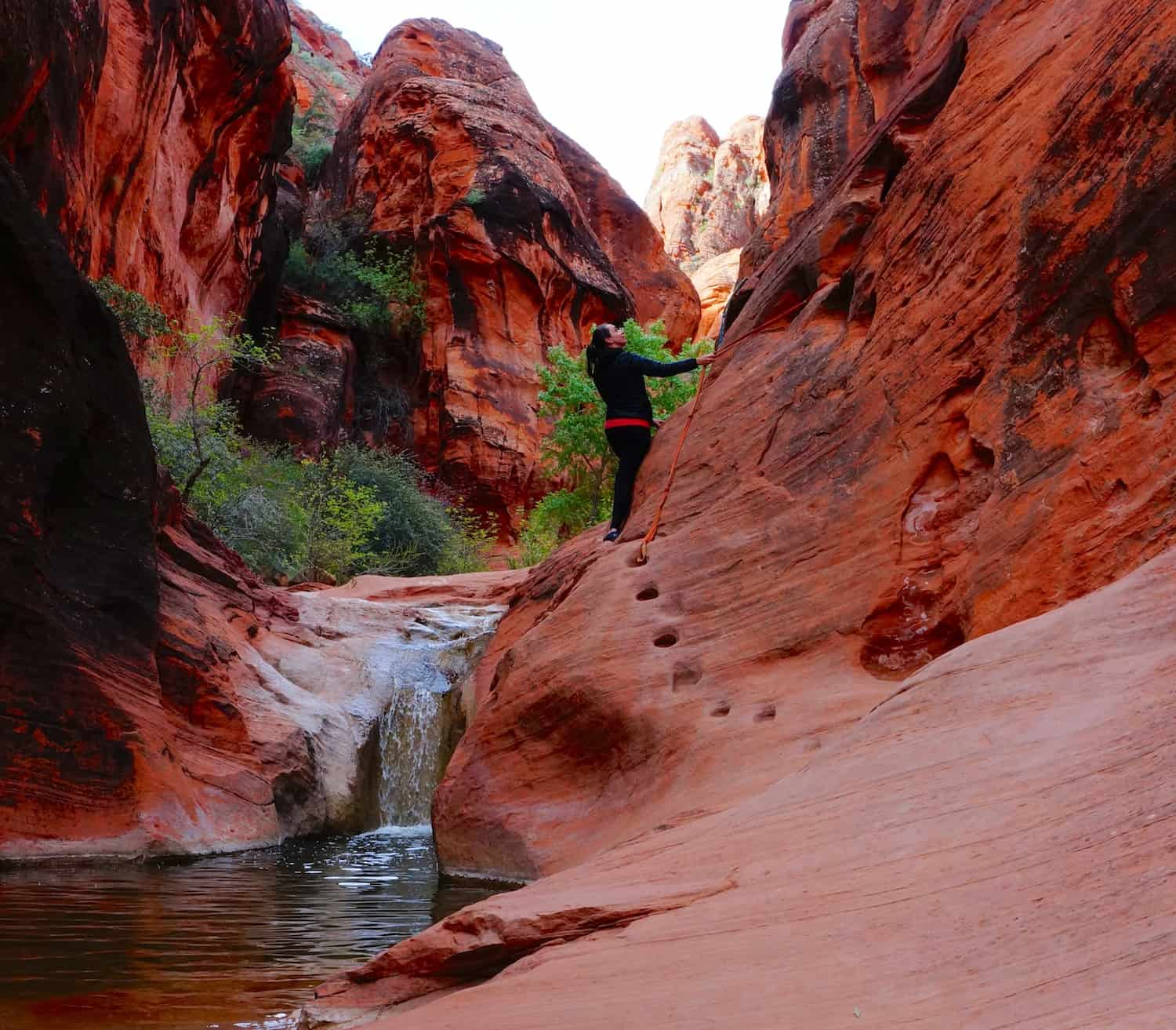 St. George - Red Cliffs National Conservation Area