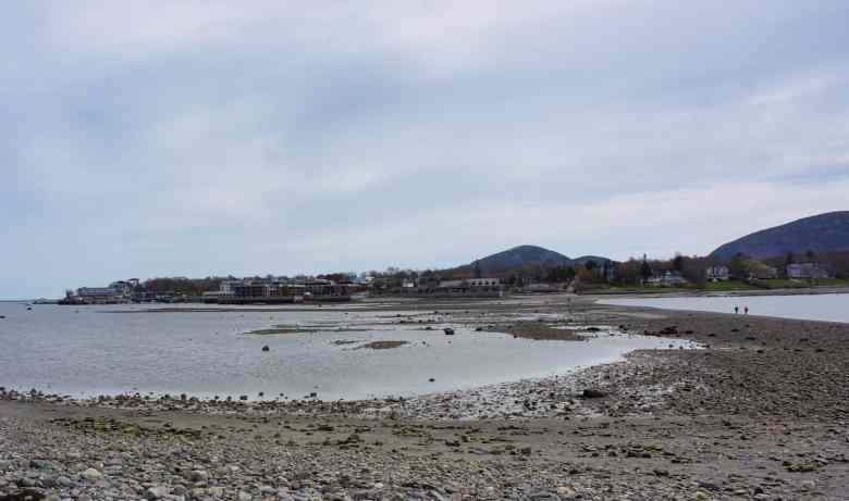 Acadia - Bar Island Sand Bar