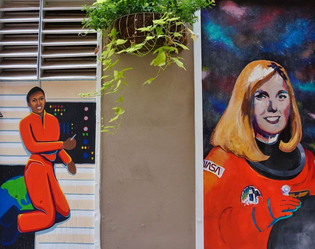 Huntsville - Street Art