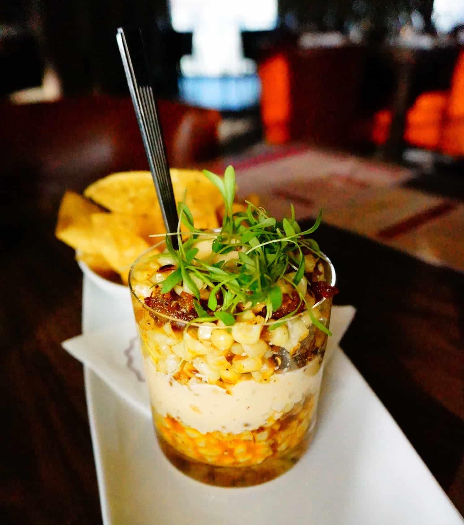 Scottsdale Food - Chorizo Elote