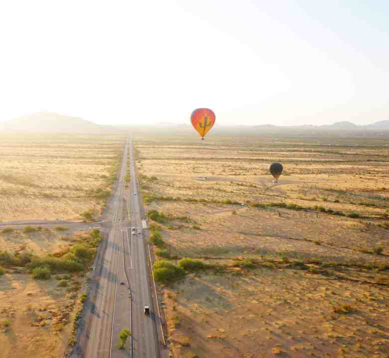 Scottsdale - Hot Air Balloon