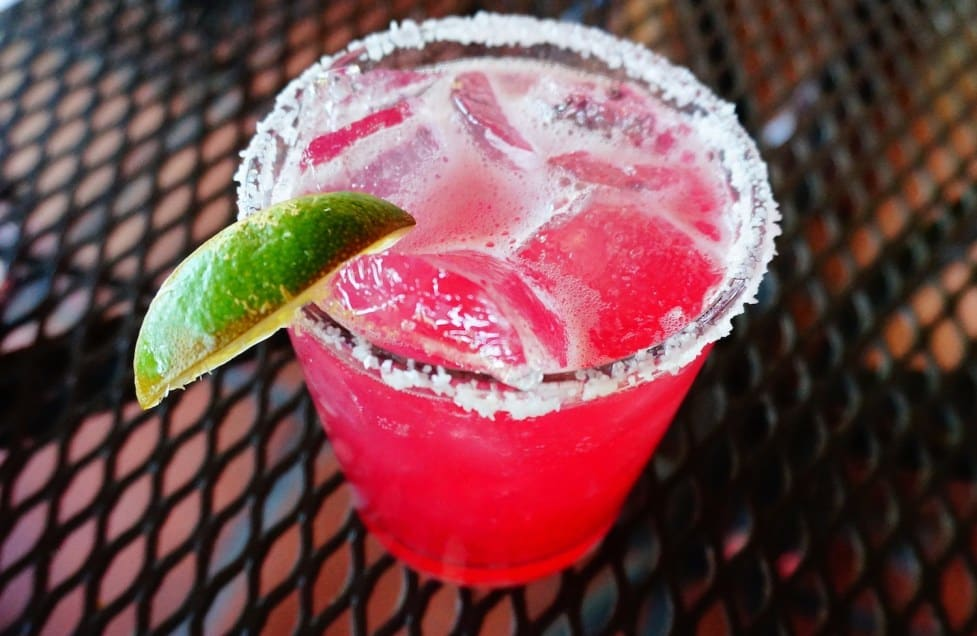 Scottsdale - Prickly Pear Margarita