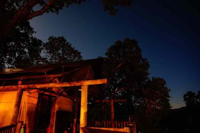 Santa Rosa - Stargazing at Safari West