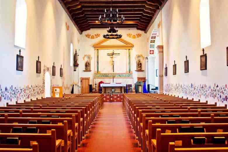 California Coast Road Trip - Mission San Luis Obispo