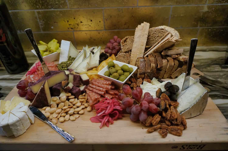 Napa Food & Drink - Trinitas Cellars