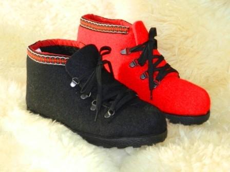 Winter Packing List for Alaska - Norwegian Boots