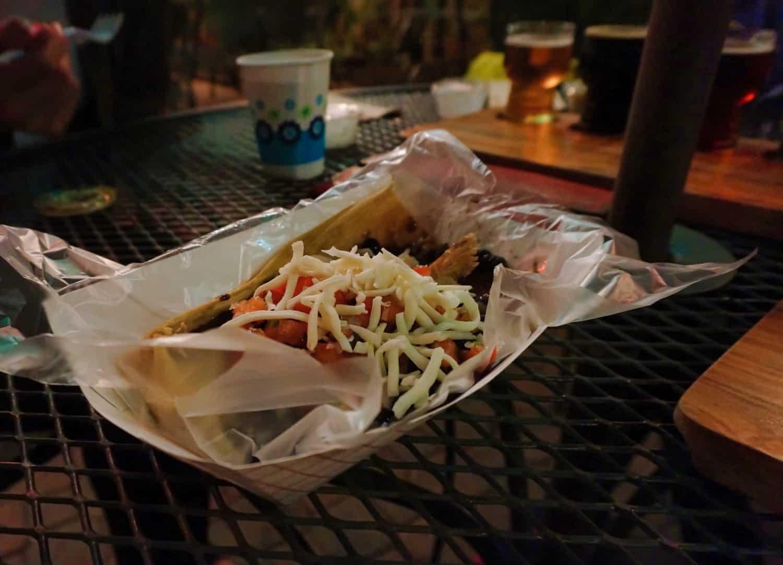 Sedona Food - Tacos & Beer
