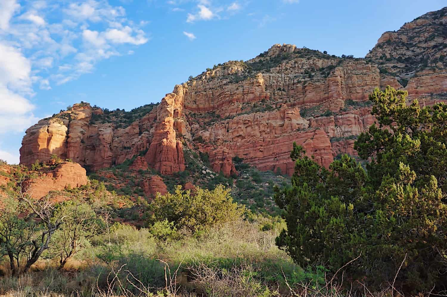 Weekend in Sedona - Scenery