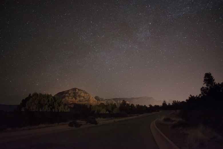 Weekend in Sedona - Stargazing