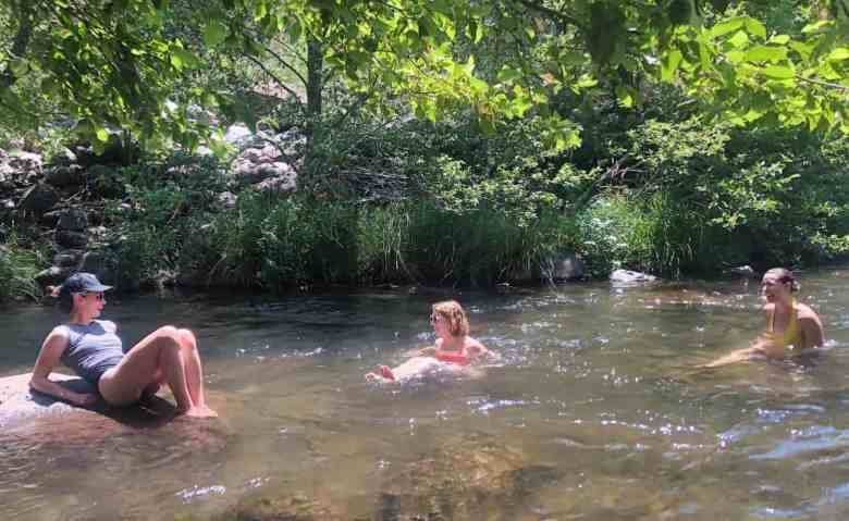 Weekend in Sedona - Swimming Hole