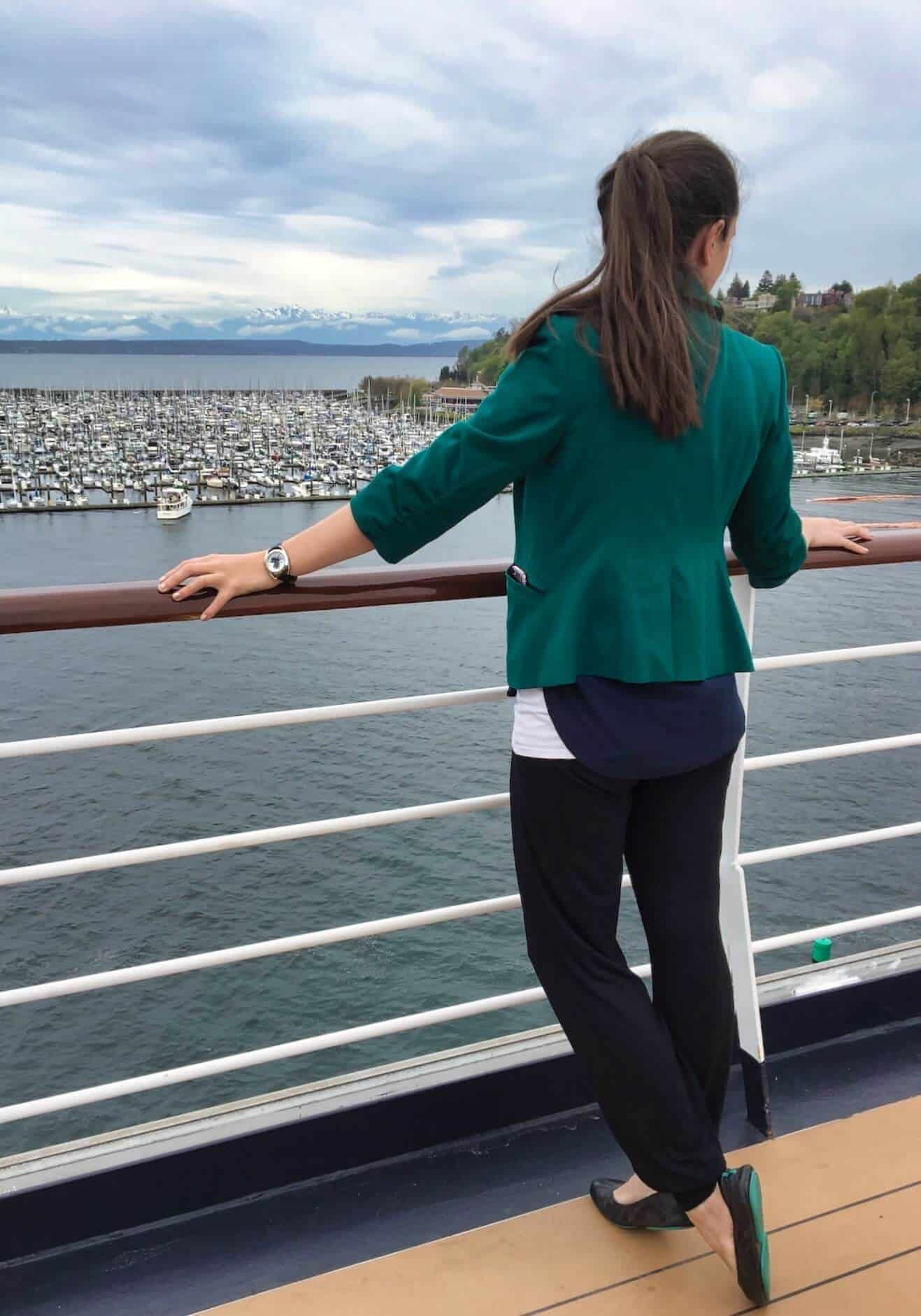 Alaska Cruise Excursions in Seattle