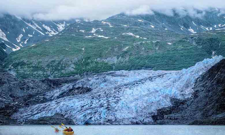 Juneau Cruise Excursions - Glacier Canoe -joiseyshowaa via Flickr