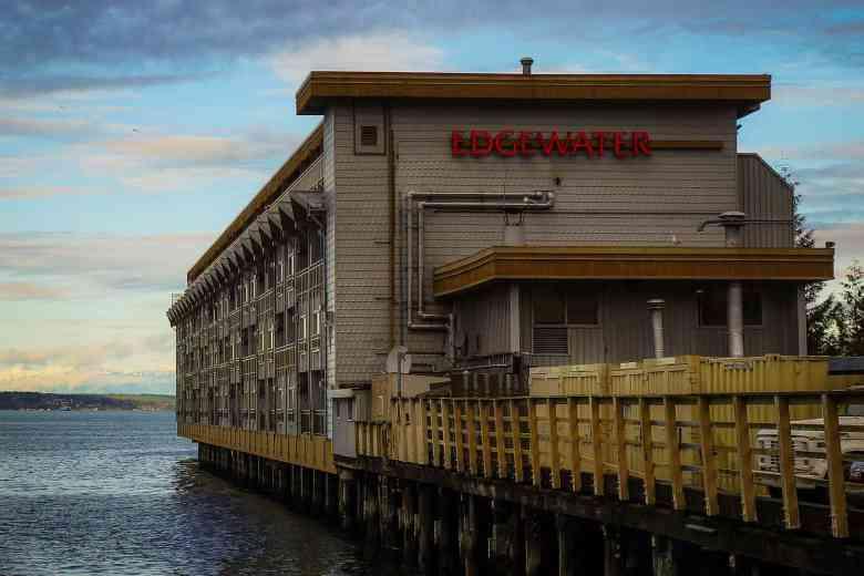 Pacific Coast Highway Hotels - Hotel Edgewater - Jeffrey Zeldman via Flickr