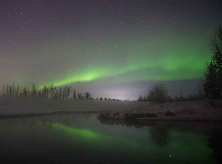 Alaska Aurora - Anchorage 1