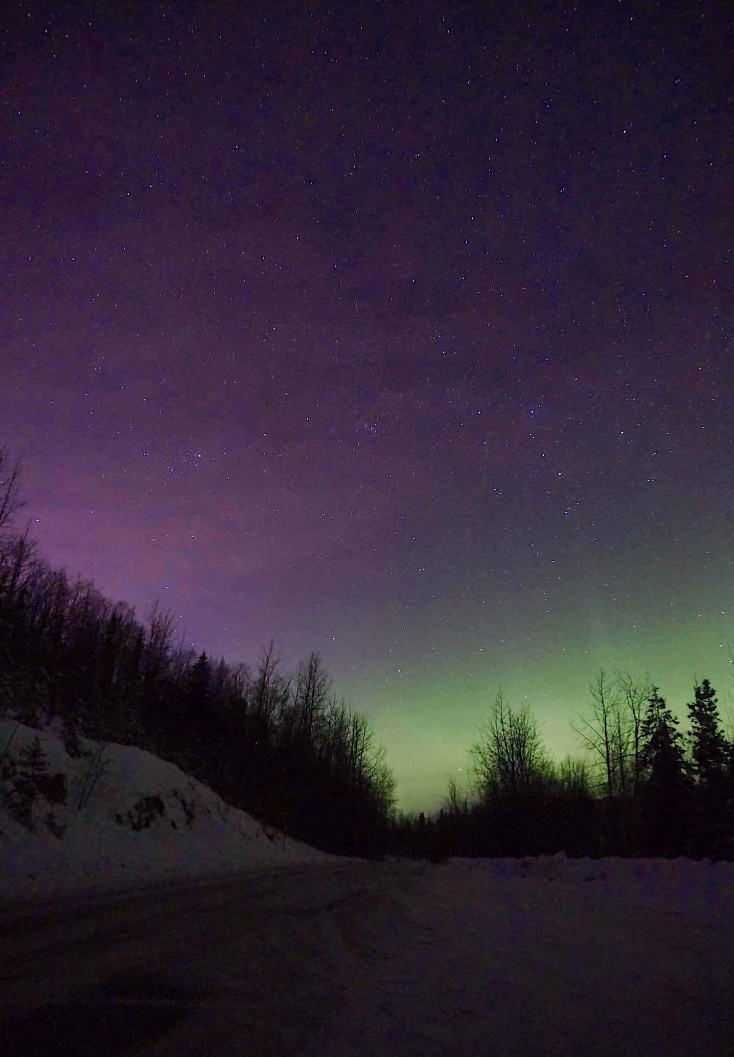 Alaska Aurora - Anchorage