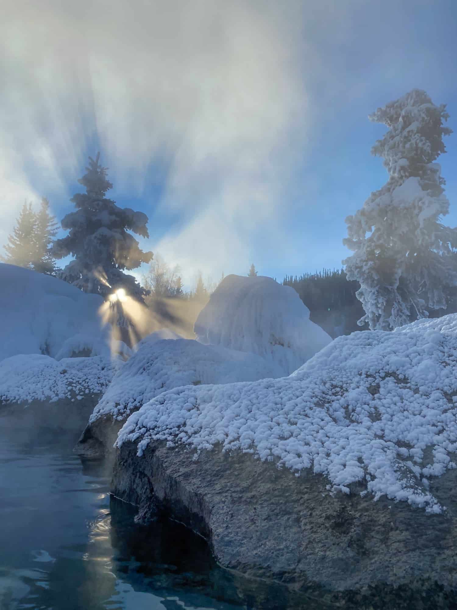 Fairbanks - Chena Hot Springs