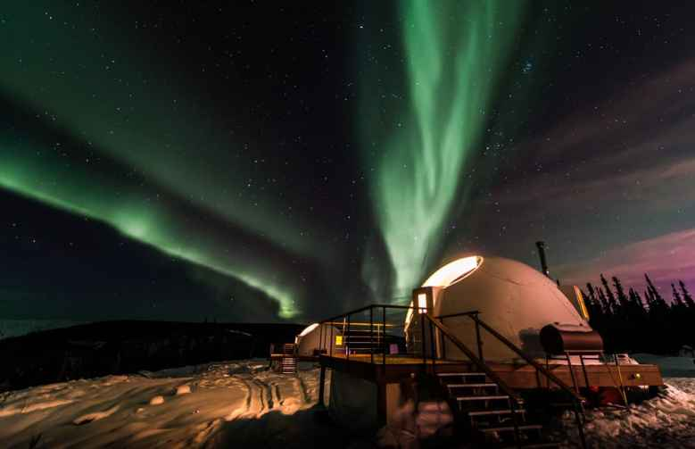 Fairbanks Hotels - Borealis Basecamp
