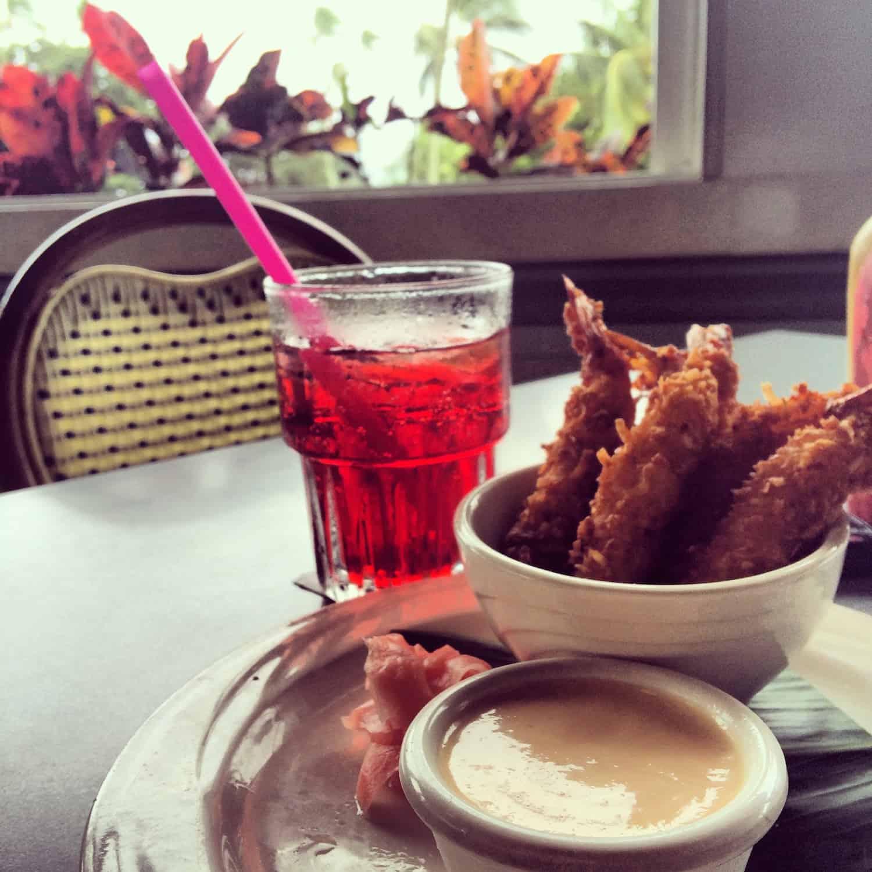 Kauai Weekend - Food