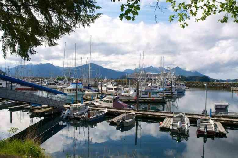Sitka Waterfront - joenevill via Flickr