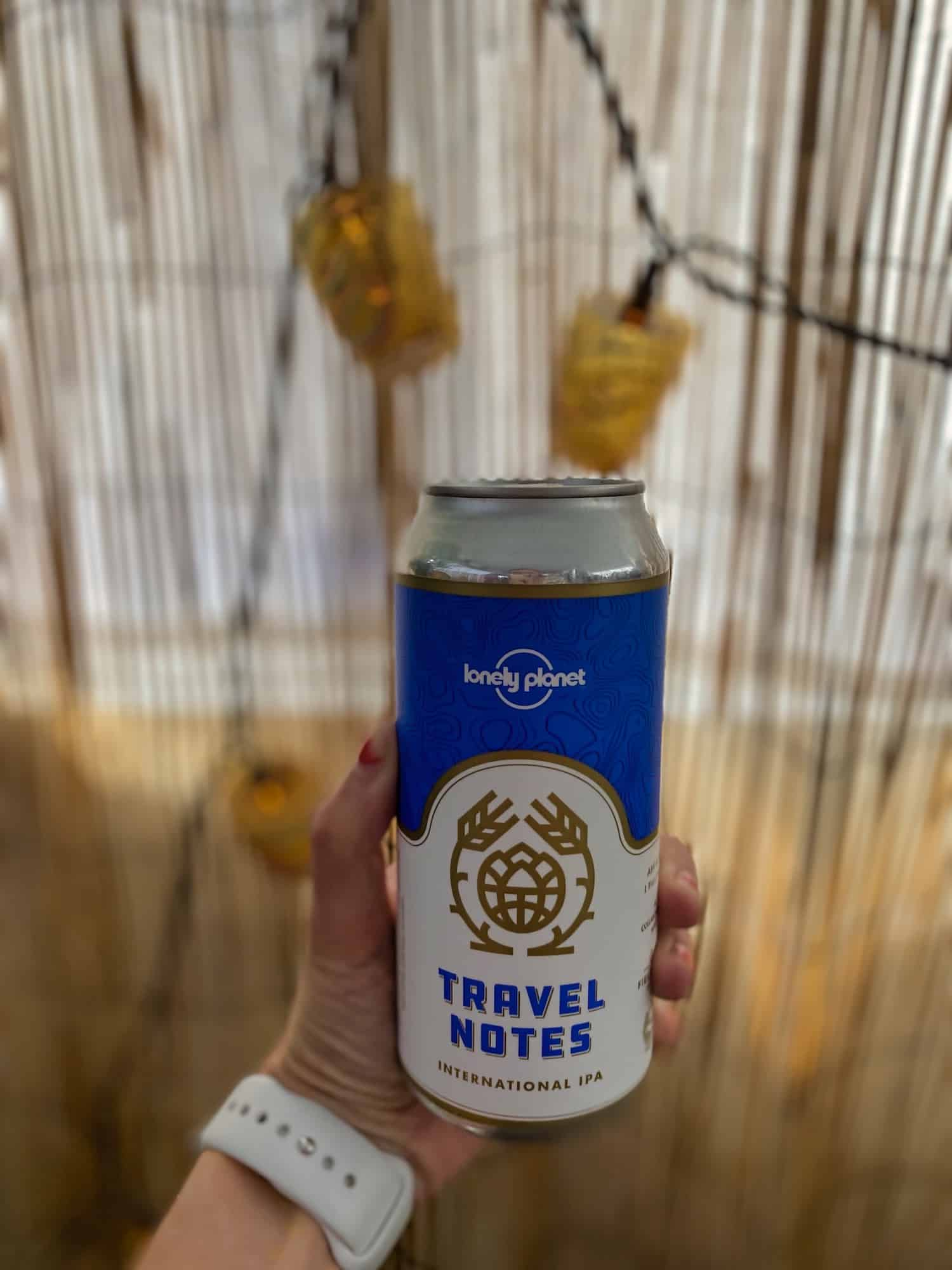 Travel-Themed Beer