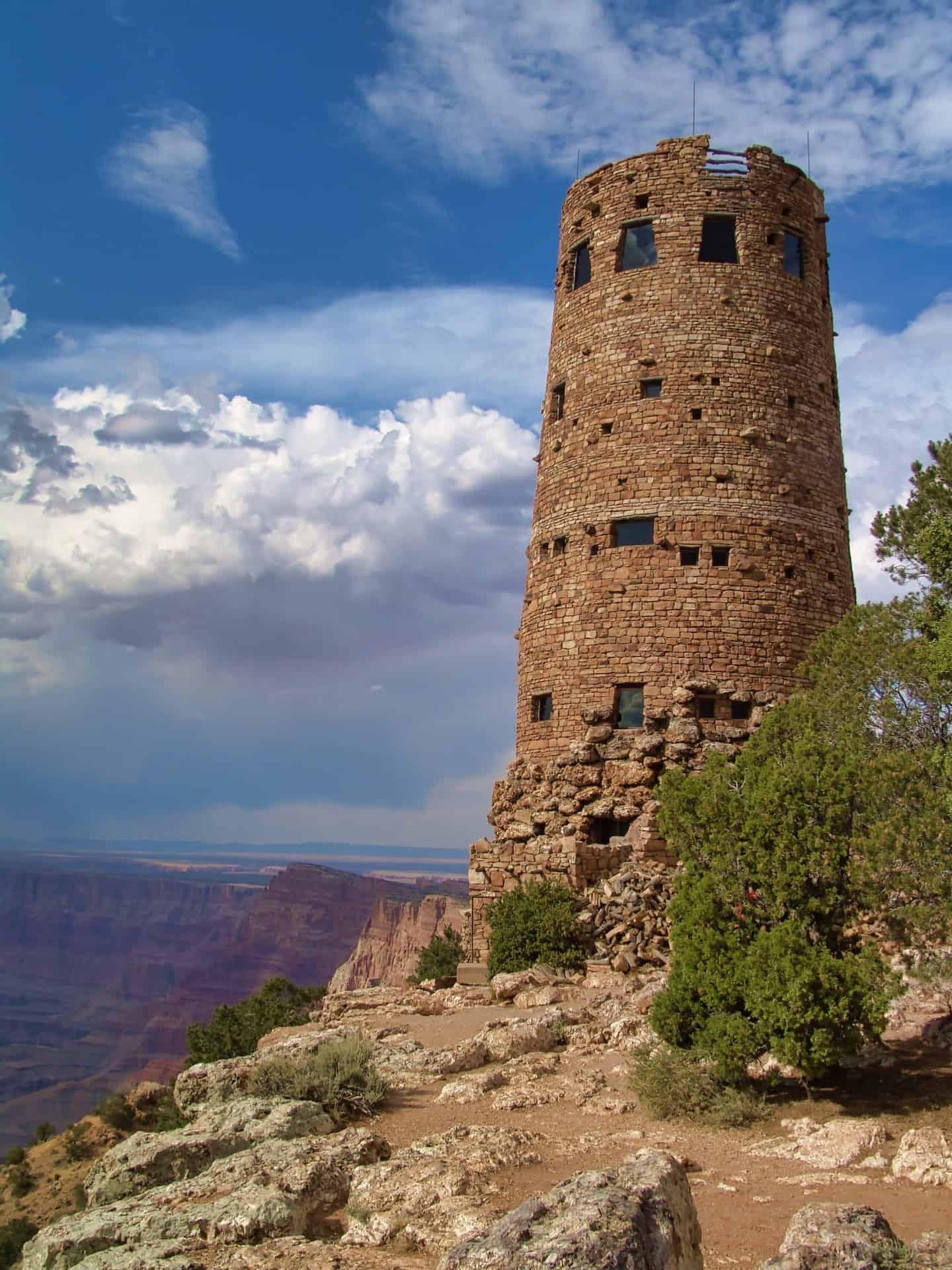 Half-Day at Grand Canyon - Desert View Watchtower