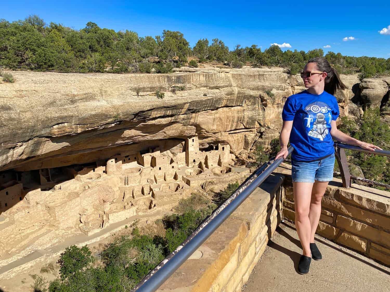 Southwest Road Trip - Mesa Verde - Cliff Palace