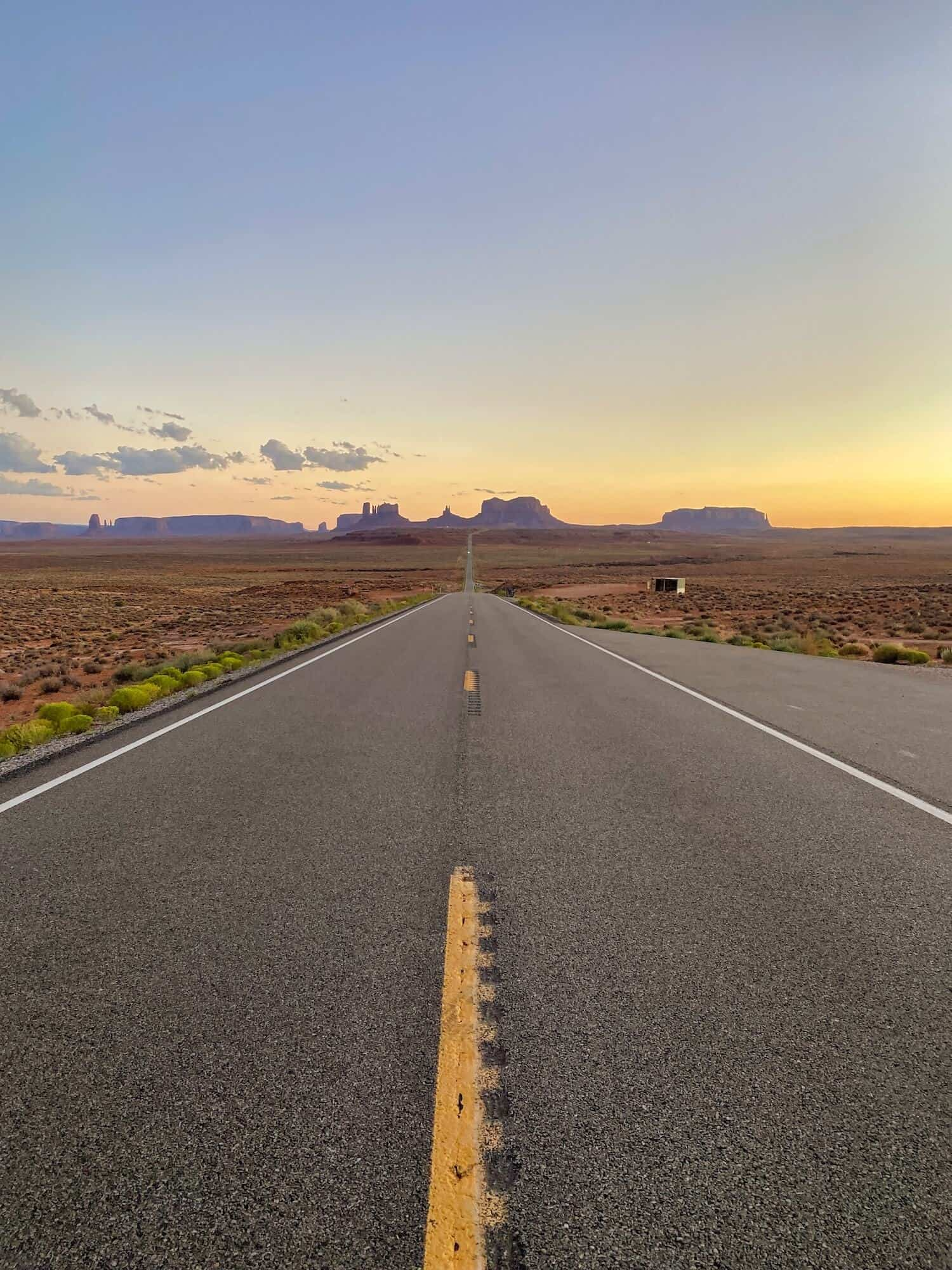 Southwest Road Trip - Monument Valley