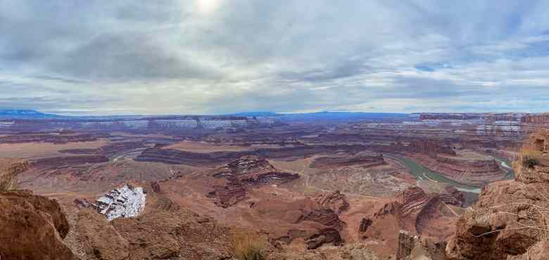 3 Days in Moab - Dead Horse Point