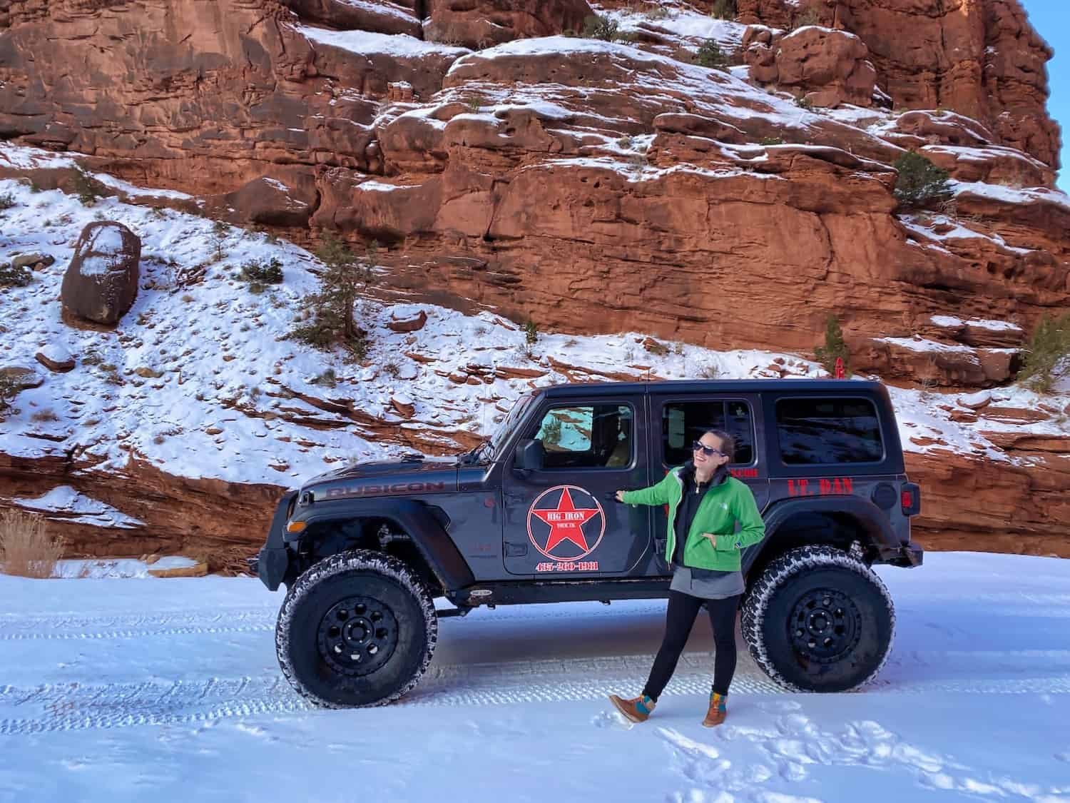 3 Days in Moab - Off-Roading