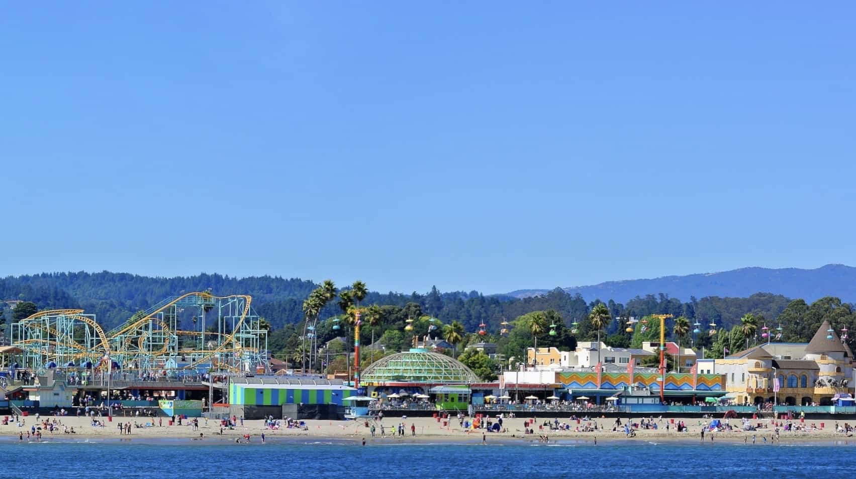 Bay Area Weekend Getaways - Santa Cruz