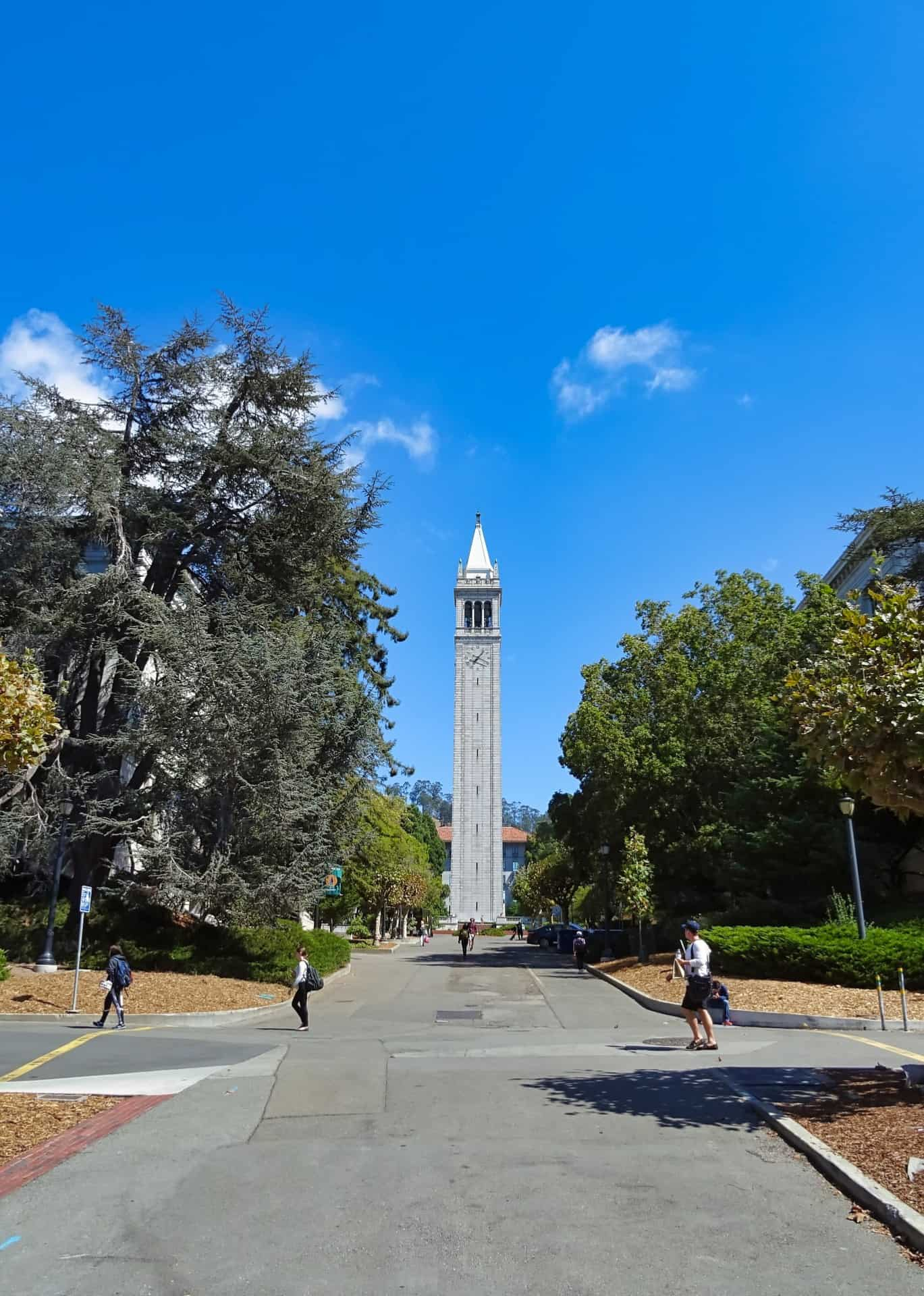 Bay Area Weekend Trips - Berkeley