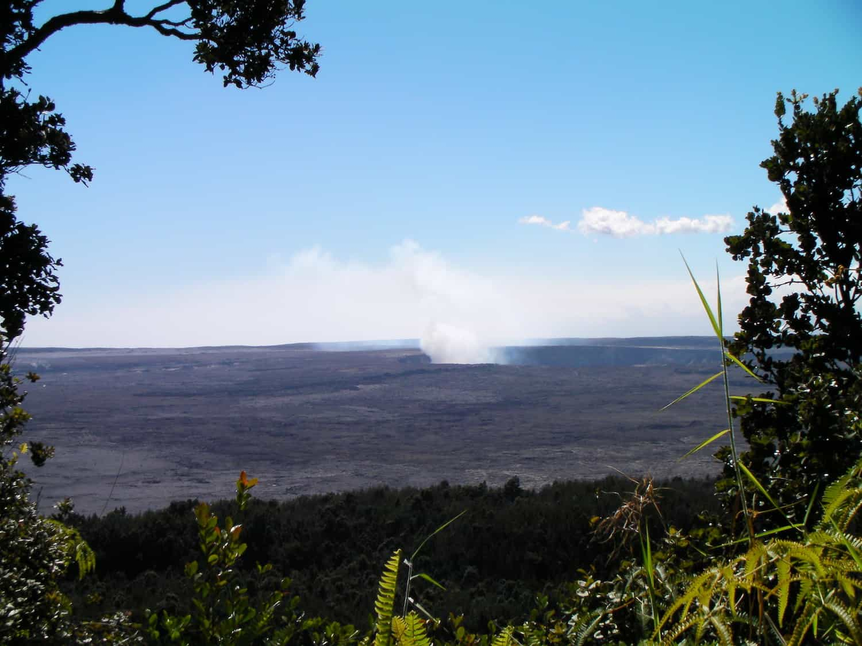 Hawaii Volcanoes - Volcano House - Michael Hiemstra via Flickr