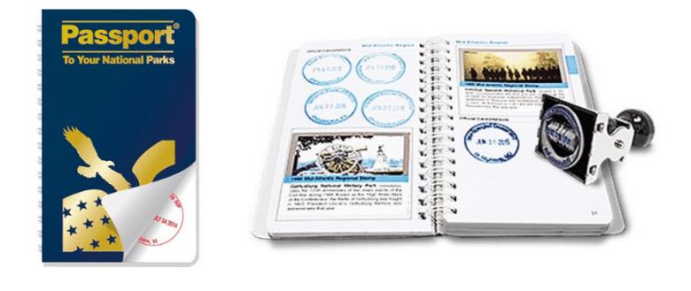 National Park Gift Guide - Passport