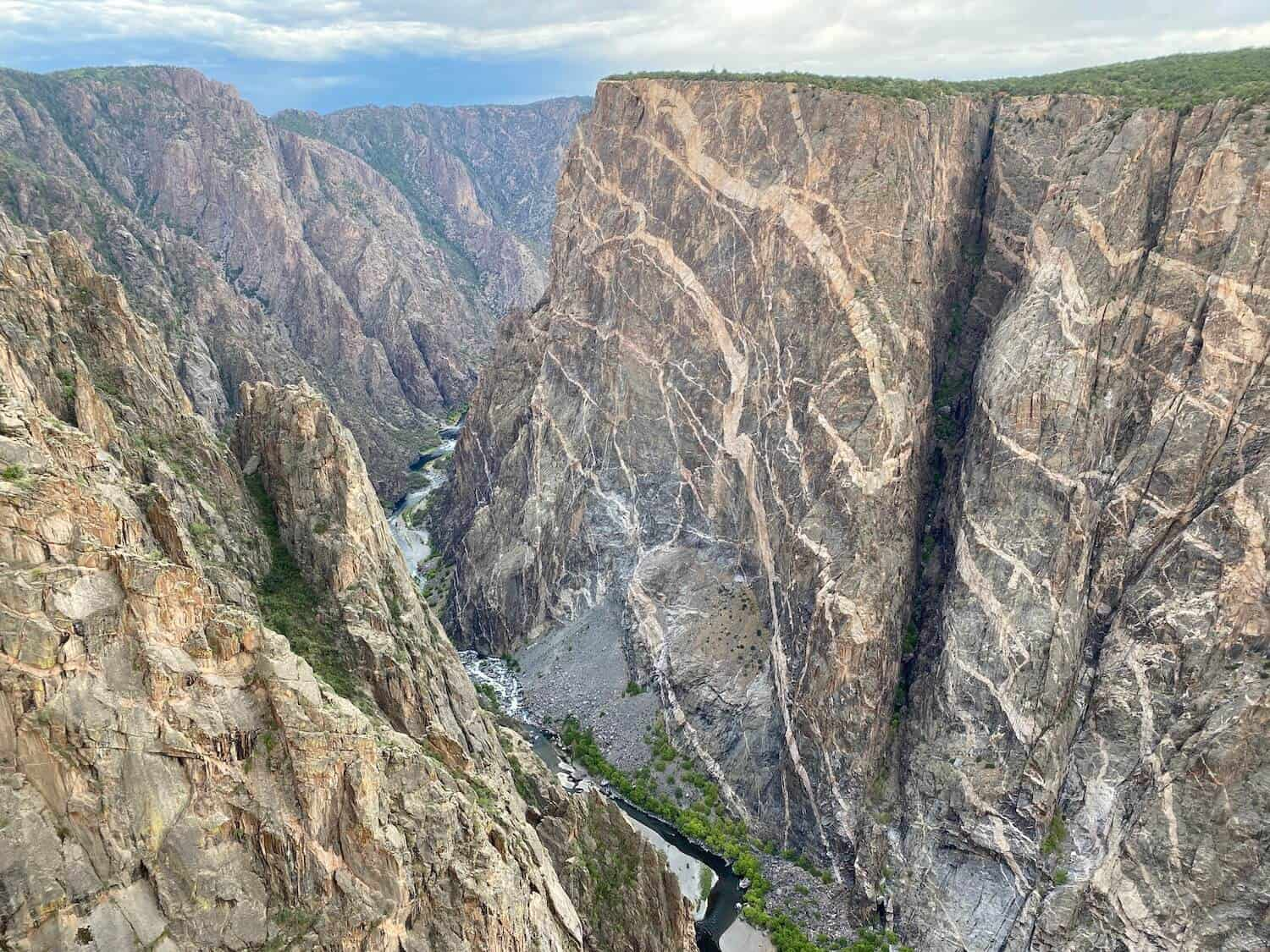 National Parks in Colorado - Black Canyon of the Gunnison