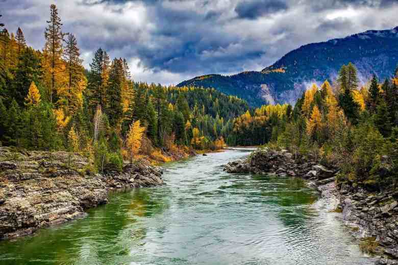 National Parks in Montana - Glacier