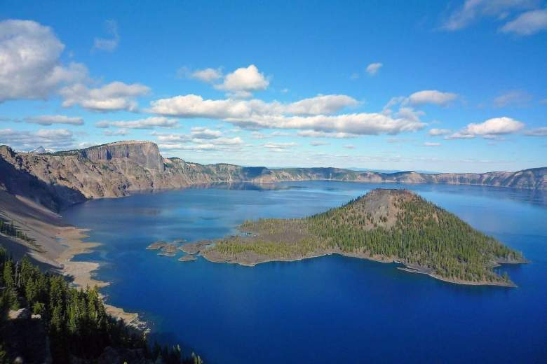 National Parks in Oregon - Crater Lake