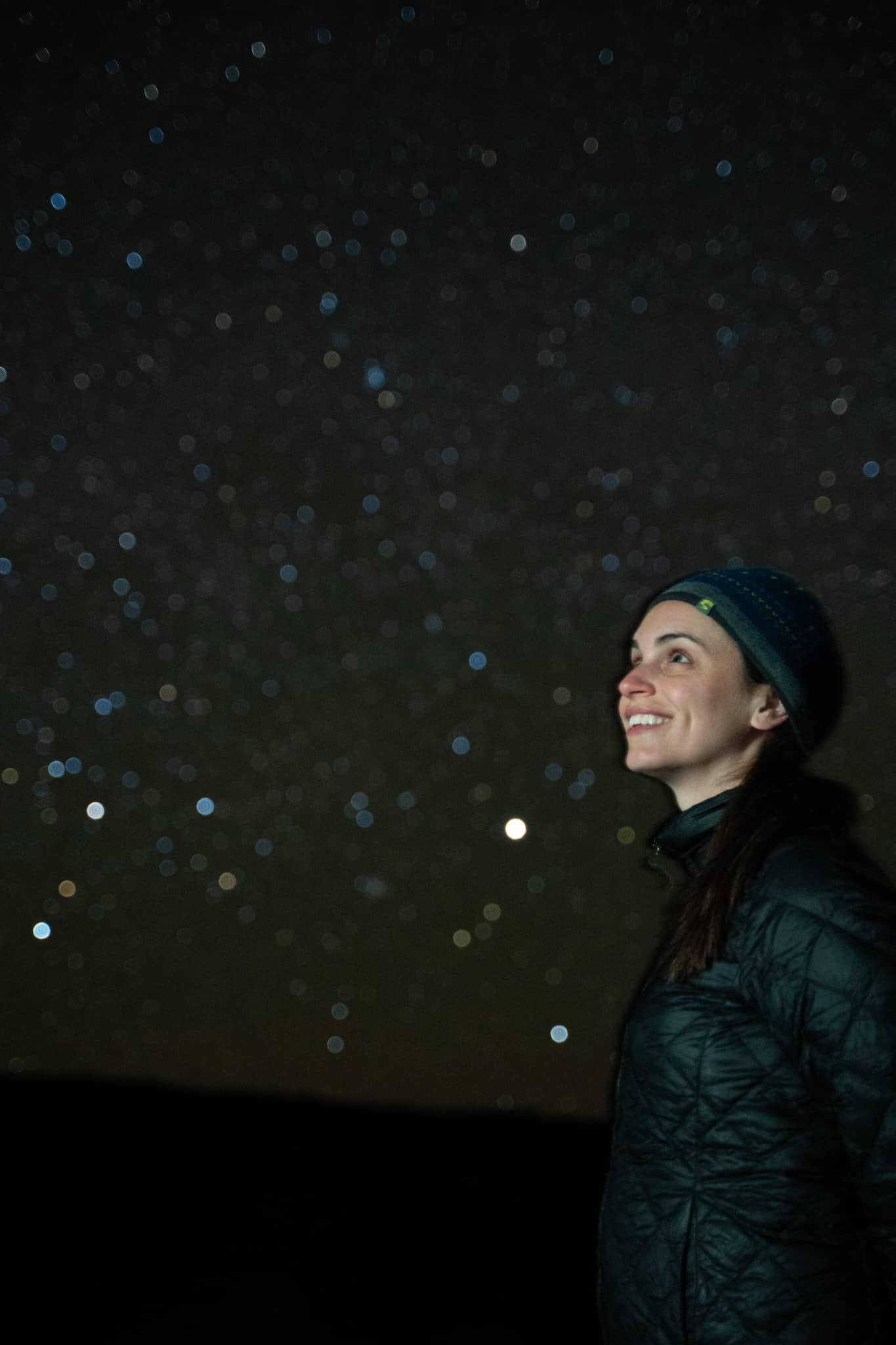 Stargazing in Hawaii - Valerie Stargazing