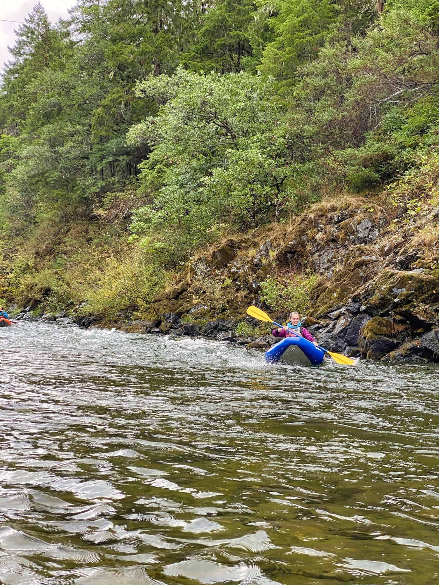 Crescent City - Floating the Smith River