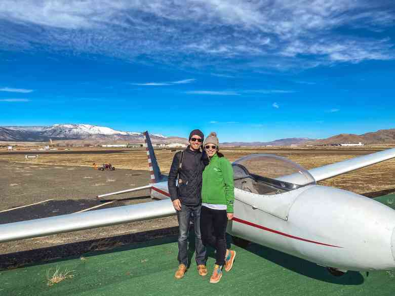 Things to Do in Carson Valley - Glider Ride