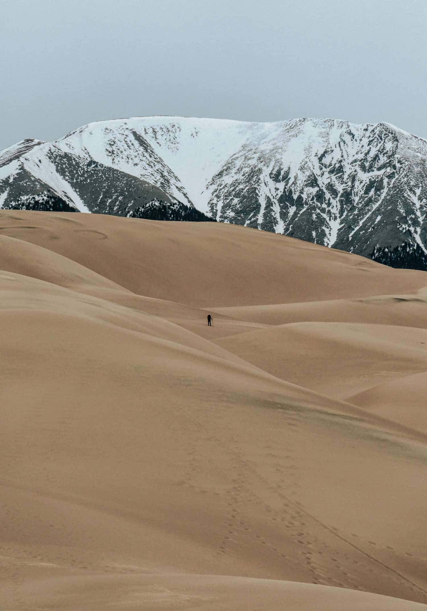 Colorado National Park Road Trip - Great Sand Dunes NP