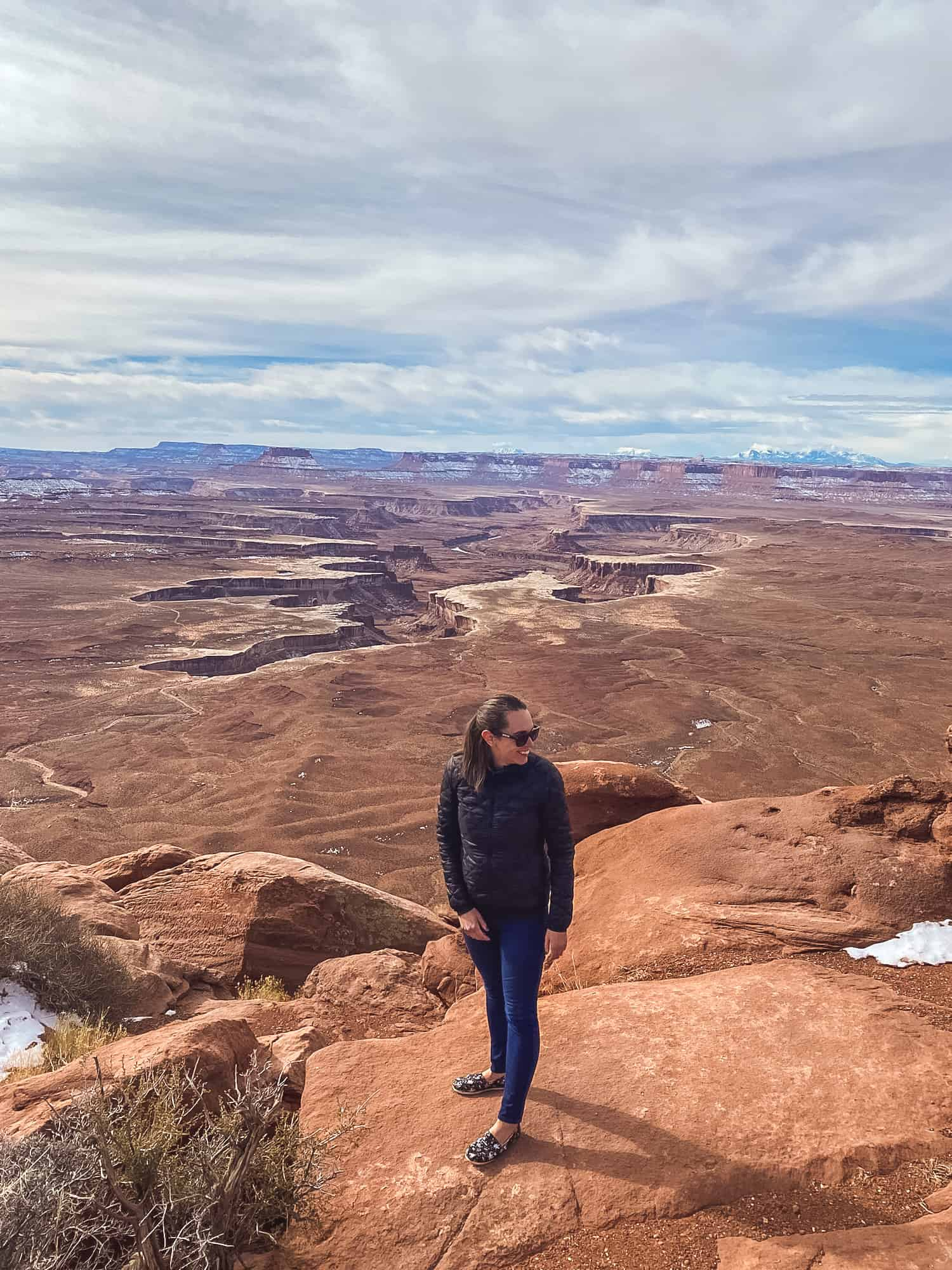 One Day in Canyonlands National Park - Green River Overlook