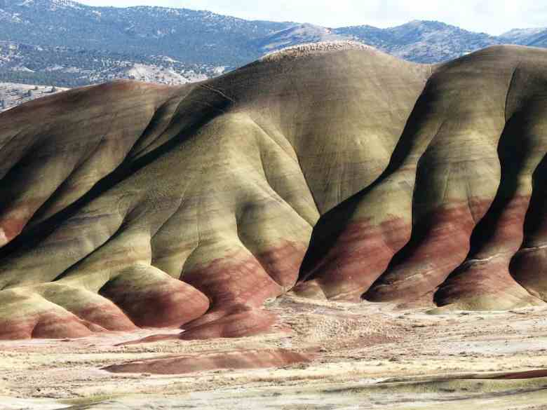 West Coast National Parks Road Trip - John Day Fossil Beds