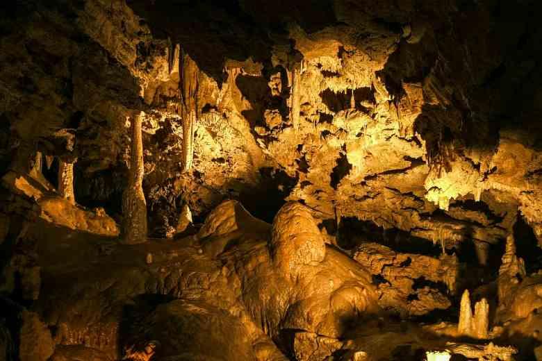 West Coast National Parks Road Trip - Oregon Caves
