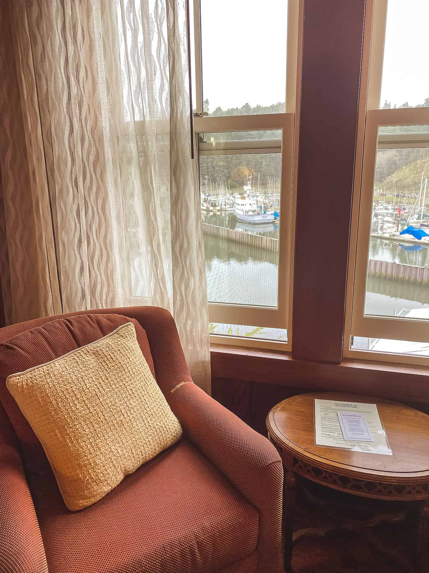 Where to Stay in Fort Bragg - Noyo Harbor Inn