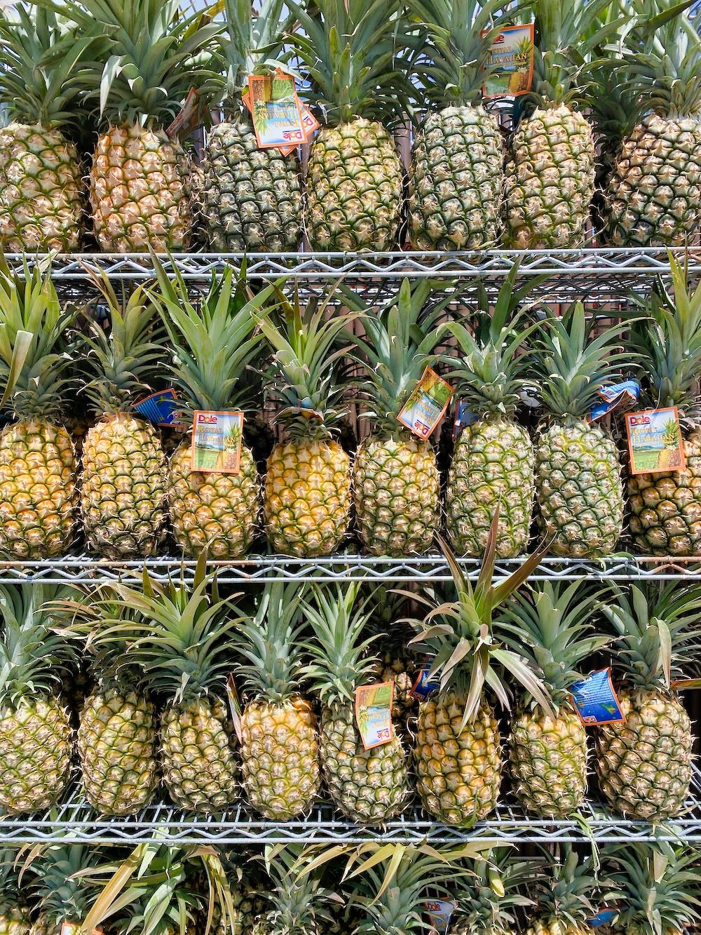 Hawaii Souvenirs - Pineapple