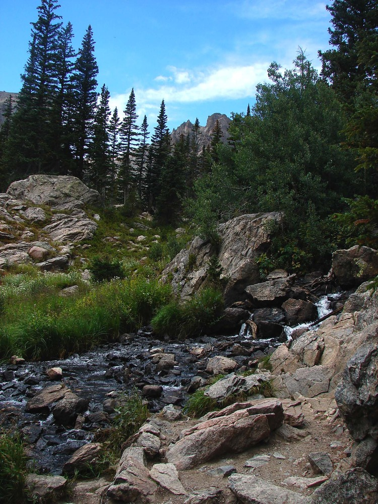 Rocky Mountain National Park - Emerald Lakes Trail