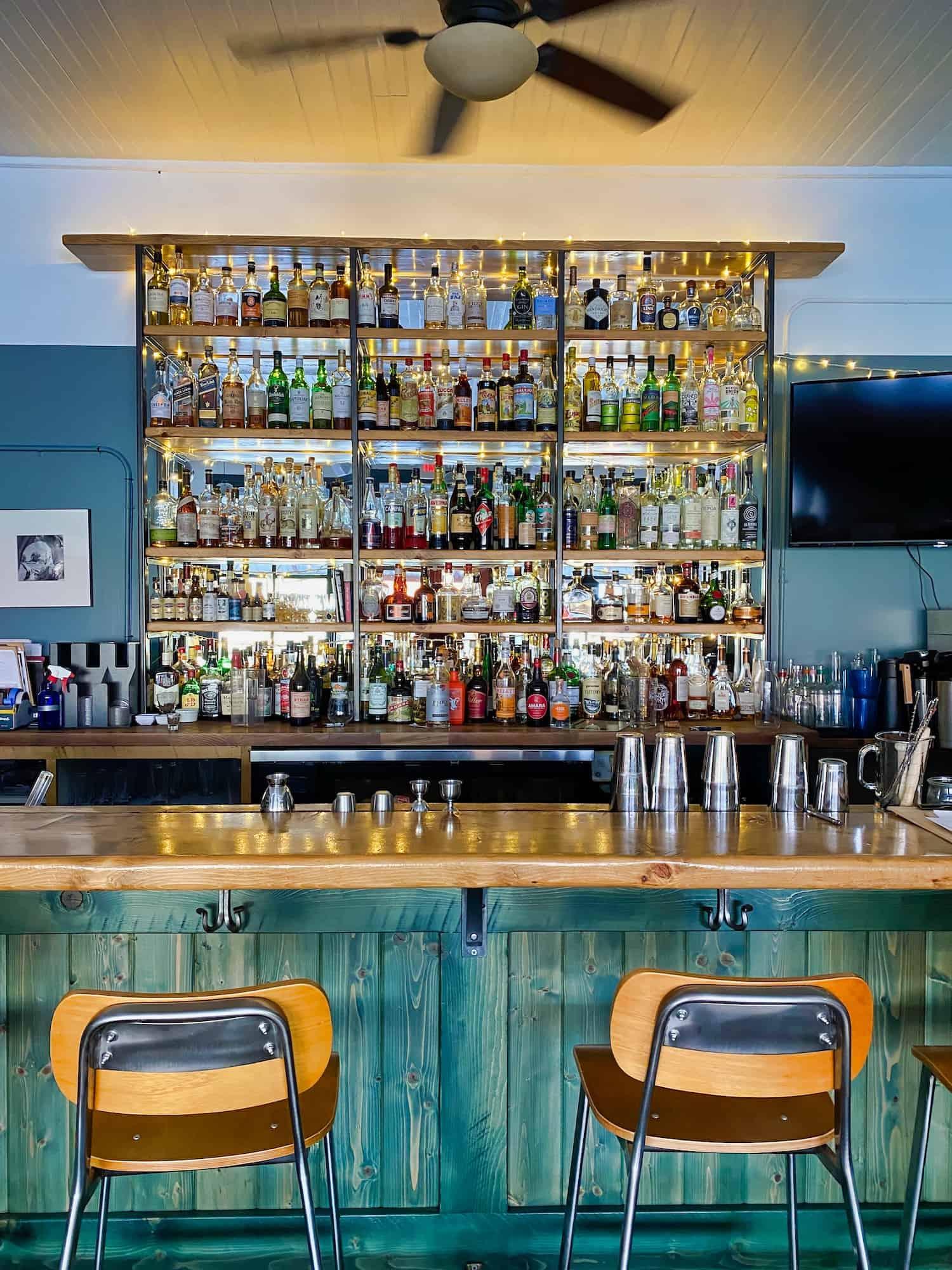 Great Basin National Park - Stargazer Inn Bar