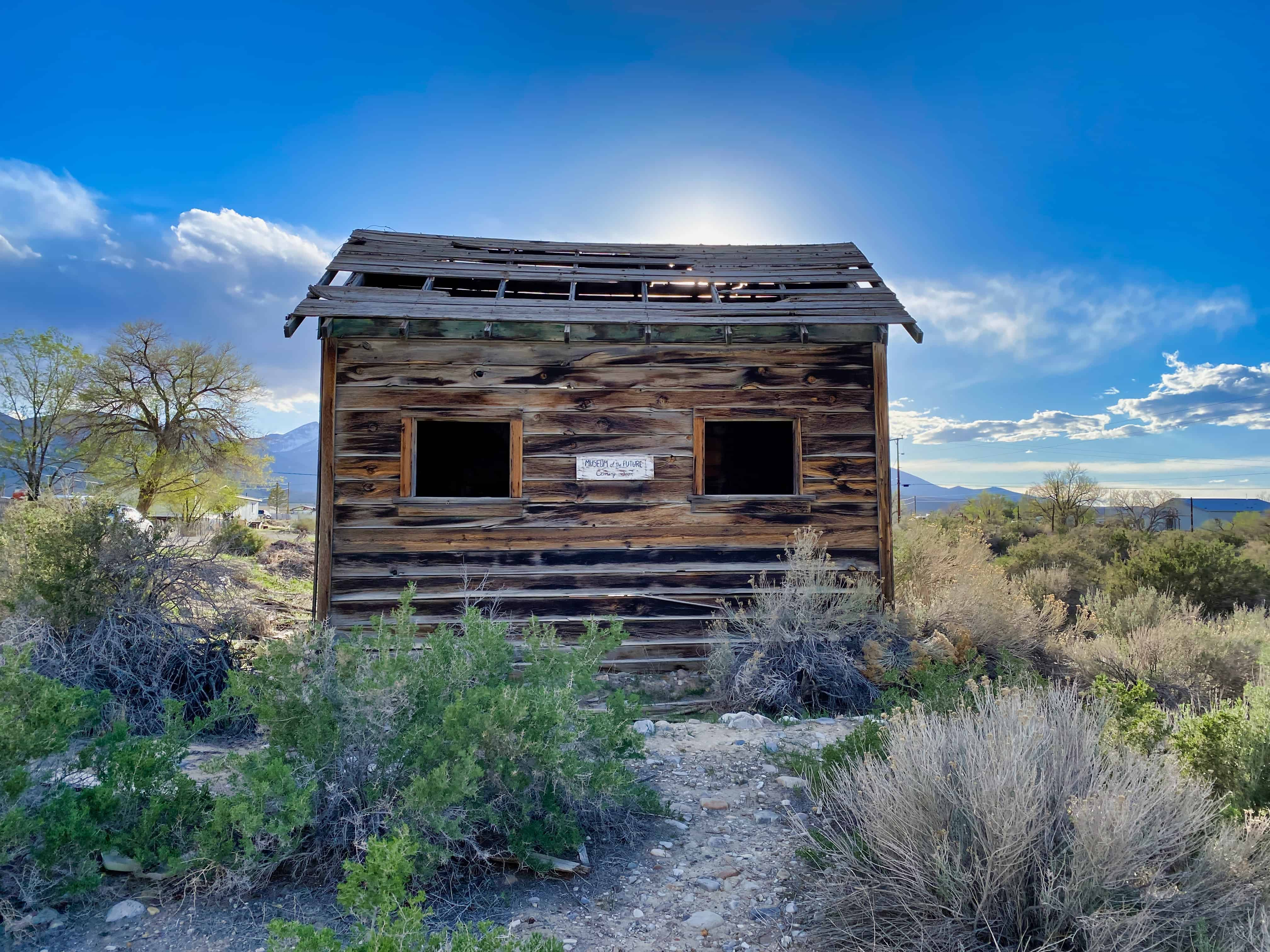 One Day in Great Basin - Old Barn